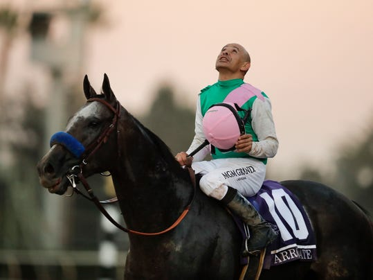 Mike Smith Looking To Topple California Chrome Again