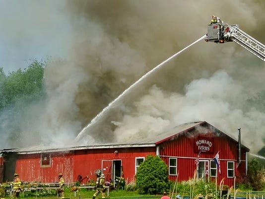 Groton Fire Farm Fire 02