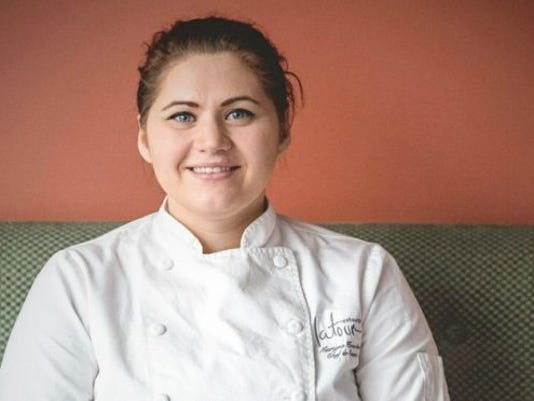 the new chef de cuisine