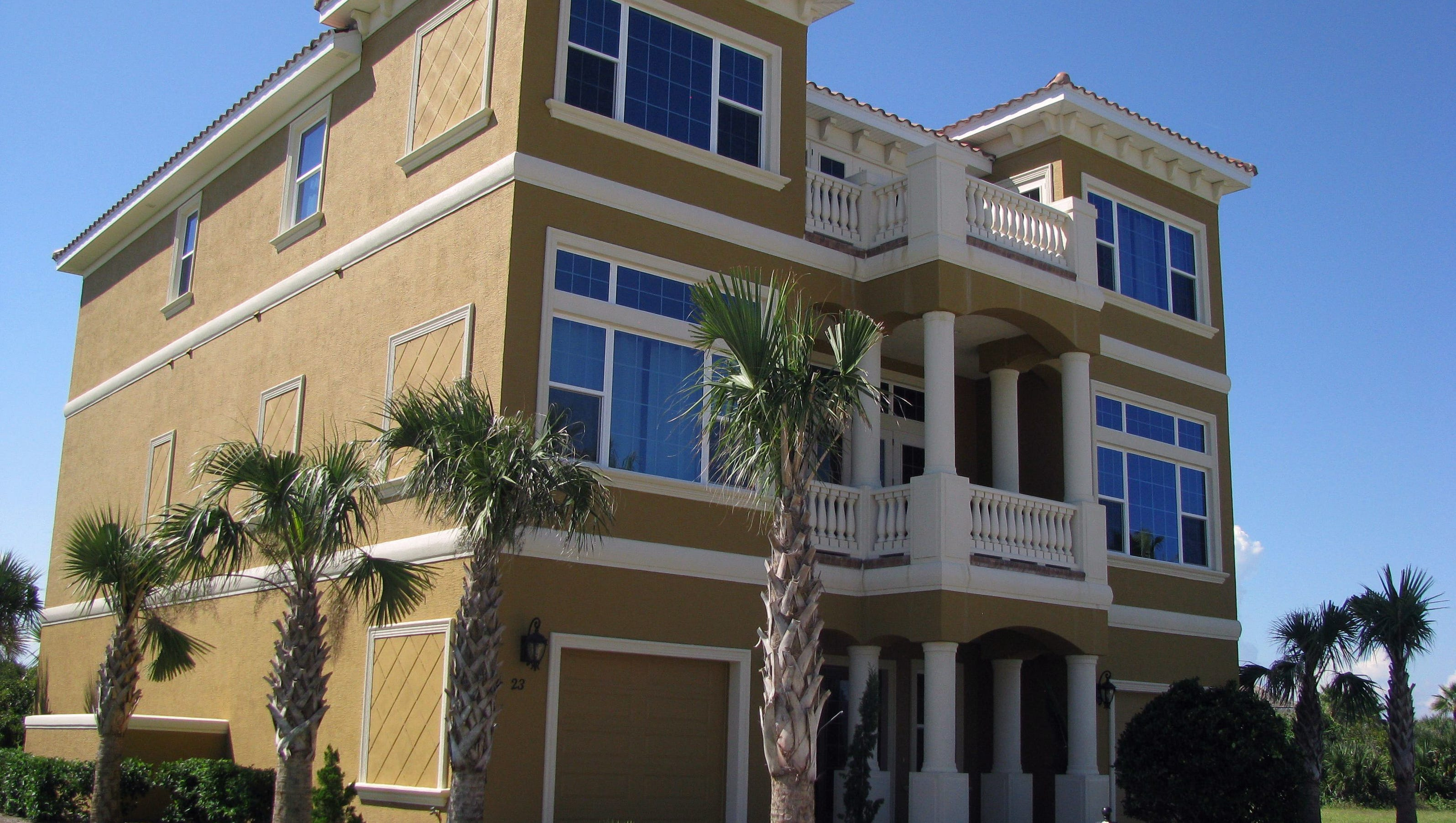 680k vacation home built on wrong florida lot for Build house on your land
