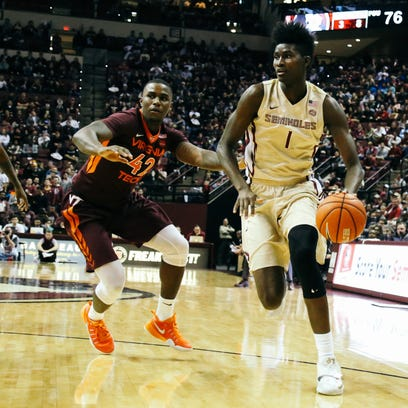Florida State basketball rolls past Virginia Tech