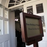 White House holds restricted news briefing, objections mount