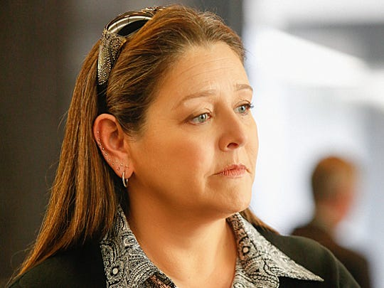 """""""Nightmares"""" -- Camryn Manheim  starts as Sam Barton  in CBS series EXTANT which  premieres Wednesday, July 9 (9:00-10:00 PM, ET/PT)on CBS.  Photo: Cliff Lipson/CBS ���©2014 CBS Broadcasting, Inc. All Rights Reserved"""