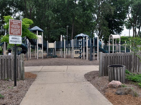 MTO 02 Milford's Central Park playground
