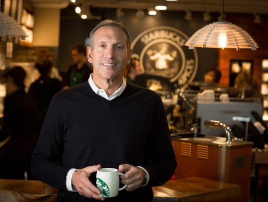Starbucks petition takes on government shutdown