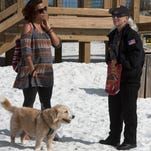 Pensacola Beach's new, full-time animal control officer enforces beach dog park rules