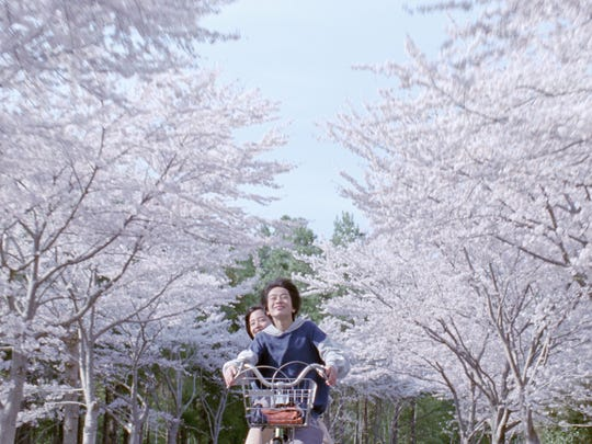 "Oshiroh Maeda (front) and Suzu Hirose star in ""Our"