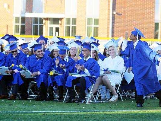 Lyndhurst High School Graduation