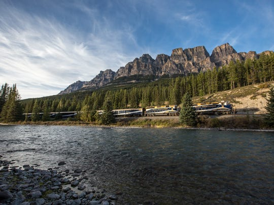 Castle Mountain is estimated to be approximately 525