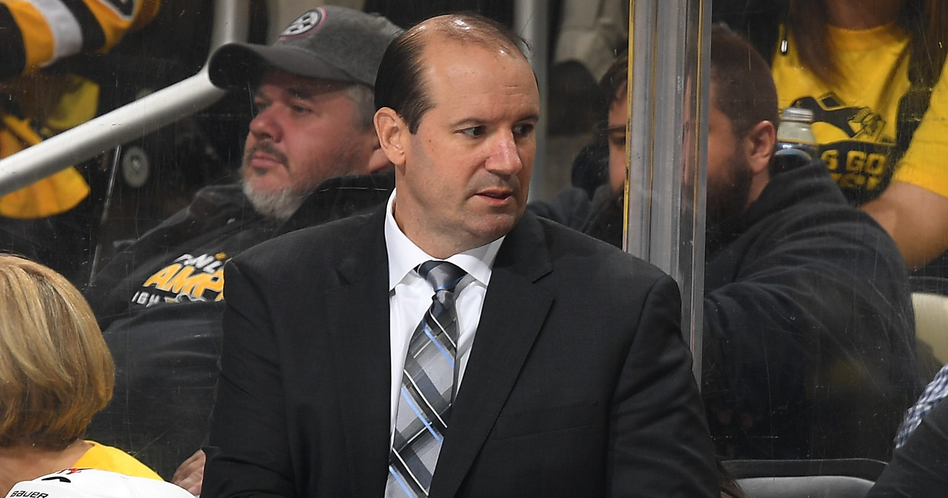 Todd Reirden  Capitals name new coach to replace Barry Trotz 50d43f9fd6a9