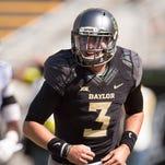 Baylor freshman quarterback Jarrett Stidham.