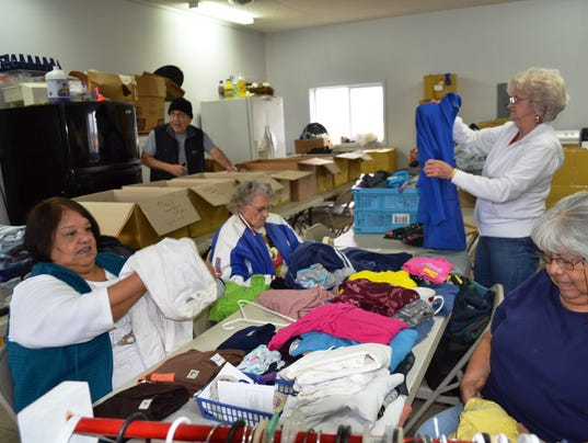 1 clothing ministry