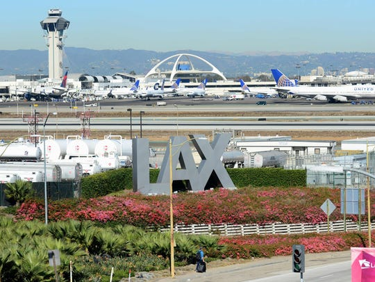 Los Angeles International Airport in November 2013.