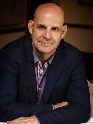 Ridgewood bestselling author Harlan Coben.