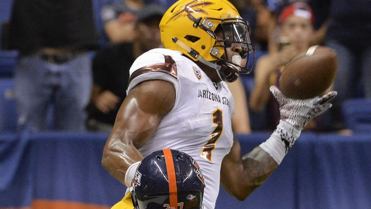 ASU's N'Keal Harry remains humble amidst fast career start