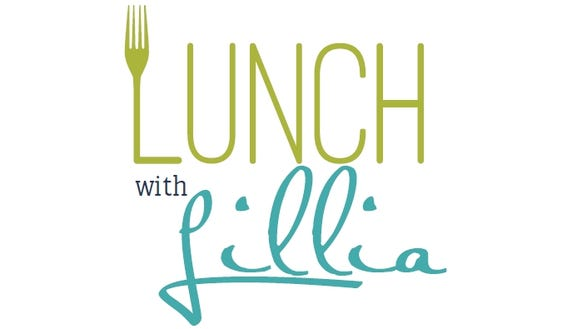 lunch with lillia