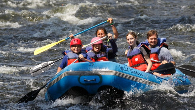 Activities like whitewater rafting, ziplining, surfing and stand-up paddleboarding often appeal to teenagers, even when they're at the age where they're not all that excited about vacationing with their parents.