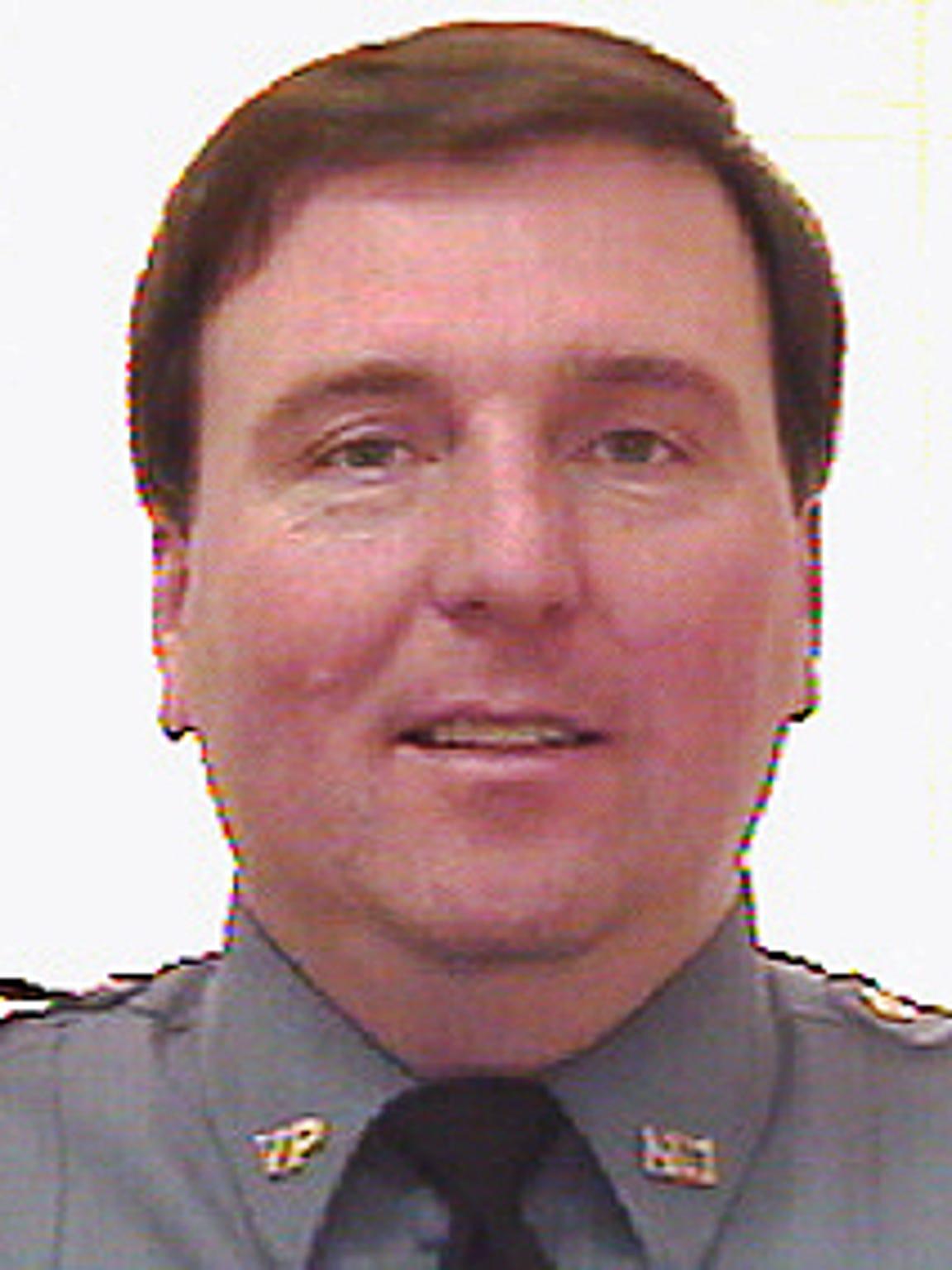 Former Voorhees Police Chief Keith Hummel was accused