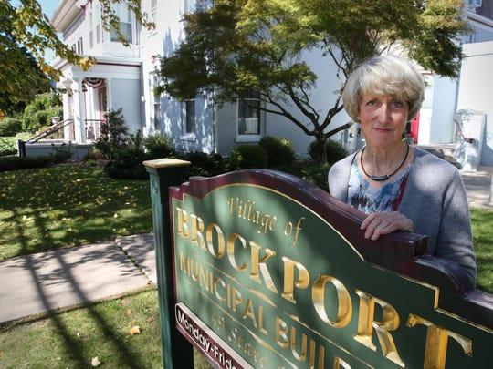 Brockport Mayor Margaret Blackman