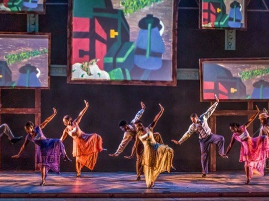 Step Afrika's 'The Migrations: Reflections on Jacob
