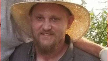 First responders are searching for Leslie Reynolds who disappeared from his campsite at Red River Gorge.