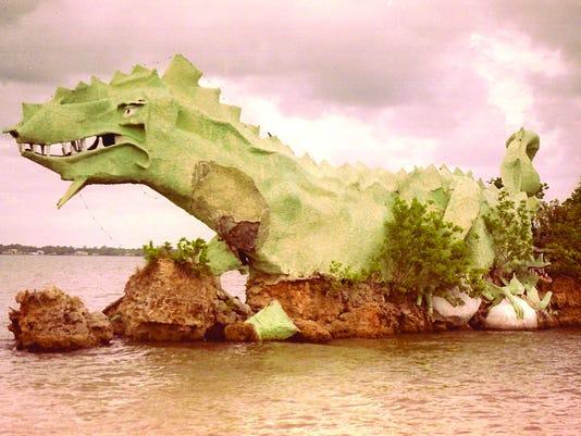 Annie the dragon