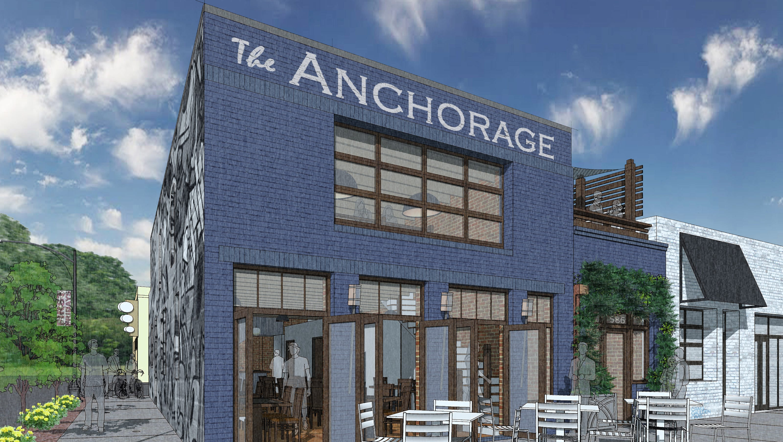 Restaurant 17 Chef Community Tap Owners Partner On New Village