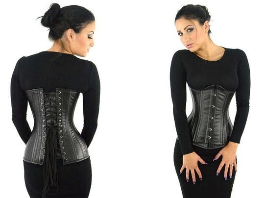 RECAP of this last year in a corset. Waist Training/Tight ...