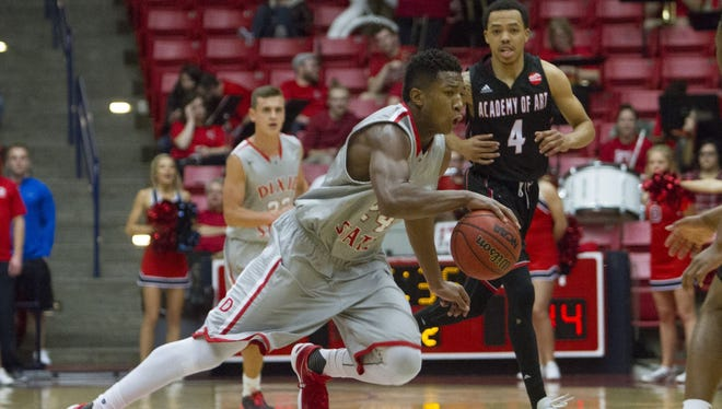 Dixie State has some unfinished business as it heads to the PacWest tourney on Thursday. After coming up short the past few years, and losing the regular-season conference title on a tiebreaker this year, DSU is more than motivated to take home the automatic bid that comes from winning the PacWest Tournament.