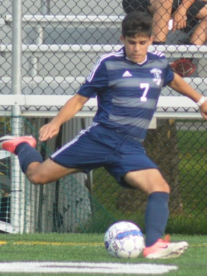 Rutherford sophomore defender Jason Alves has been a great find as a full-time starter.