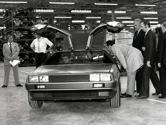 Delorean Reunion Draws Execs Engineers Workers To
