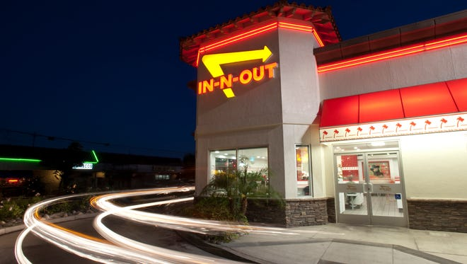 """Now open: In-N-Out Burger 