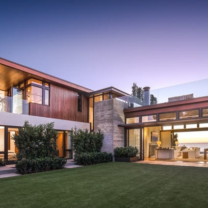 Carson Palmer's Del Mar home is listed for $25 million.