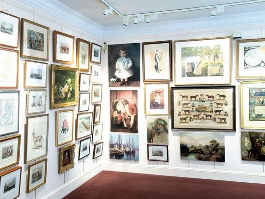 Jewel Spiegel Gallery in Englewood.
