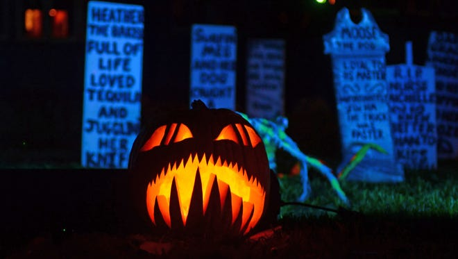 On average, crime-related insurance claims spike by 24 percent on Halloween, more than on any other day of the year, according to 2016 data from Travelers Insurance.