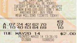 $1 million Mega Millions ticket sold in Kentwood.