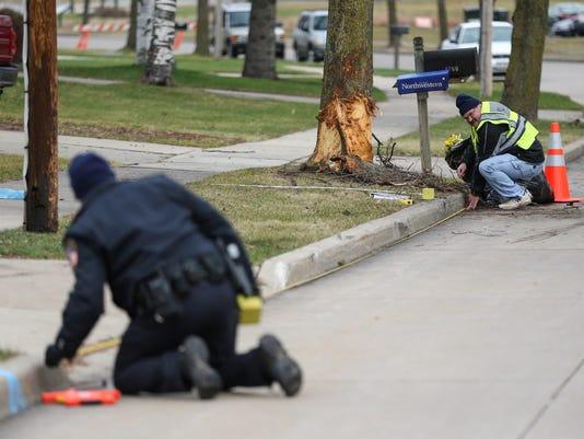 Oshkosh Police investigate fatal crash