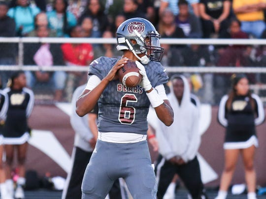 Lawrence Central got a big performance from Donyell Meredith as the Bears knocked off Warren Central on Friday.