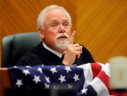 FAL 0714 judge's racist emails update