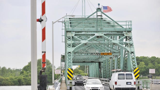 Officials said the bridge has reopened after it was closed briefly Thursday morning for its quarterly survey.