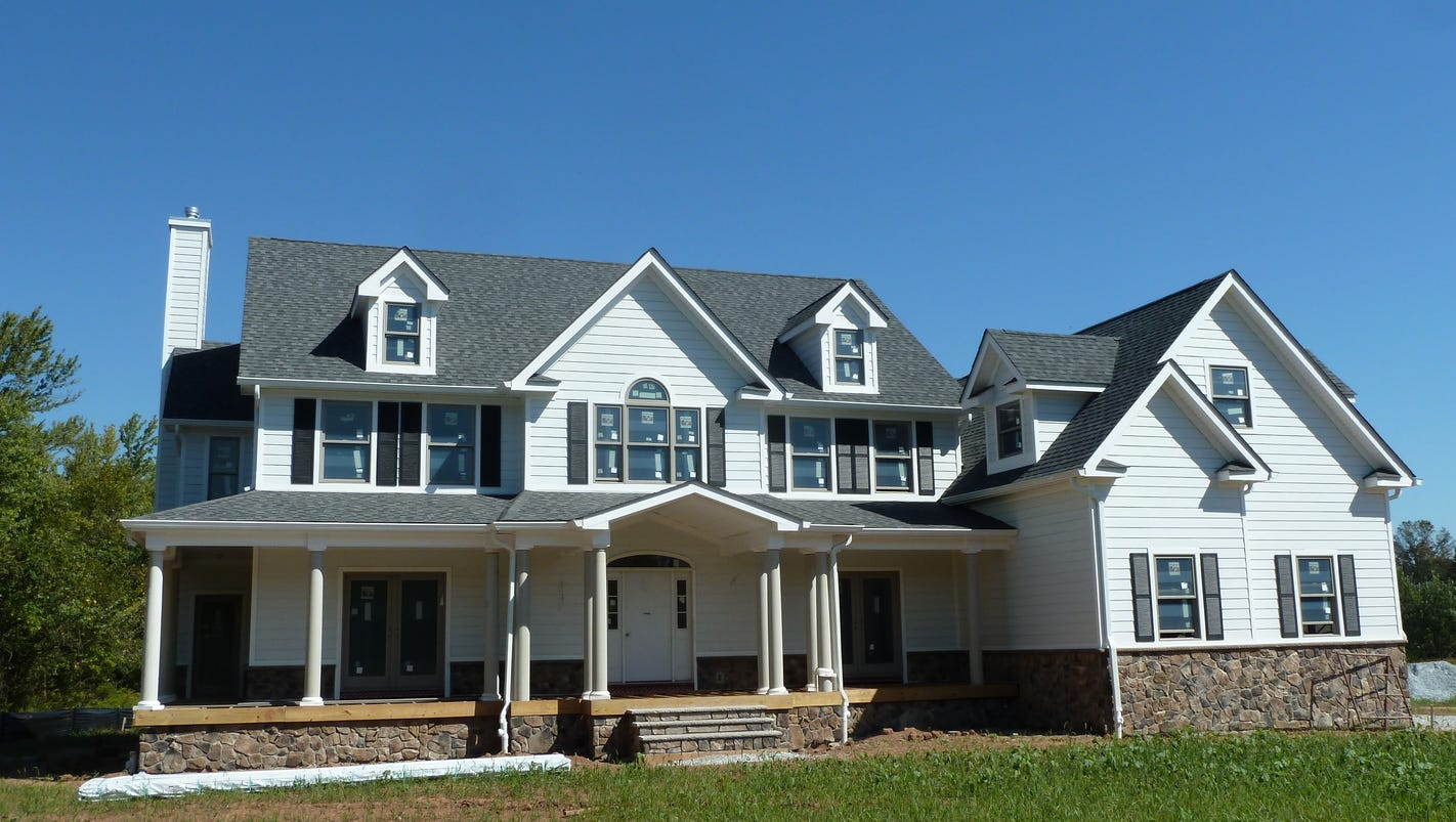 Quick delivery on newly built home in hillsborough - Quick built homes ...