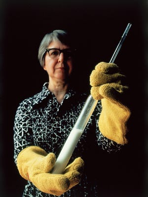 The discovery of Kevlar came in the mid-1960s when Stephanie Kwolek was 42. She was working at DuPont's Experimental Station outside of Wilmington to develop a super-strong, super-stiff but lightweight fiber.