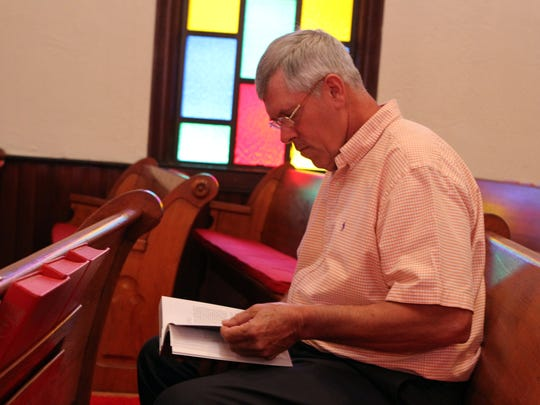 Johnny Head is a member of the Montgomery County Historical Society and is also a member of Mt. Carmel UMC.
