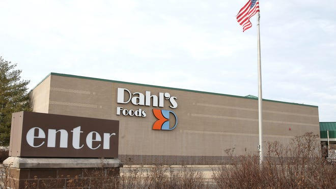The Dahl's grocery store on E.P. True Parkway in West Des Moines will be sold to Kum & Go to make way for a convenience store. A bankruptcy judge Friday approved the sale of 10 Dahl's stores to multiple buyers.