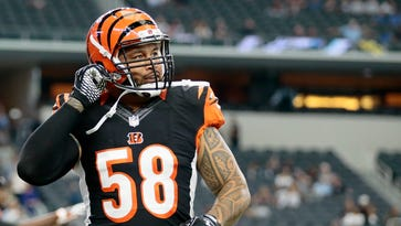 Rey Maualuga out, Marvin Lewis seeks more info