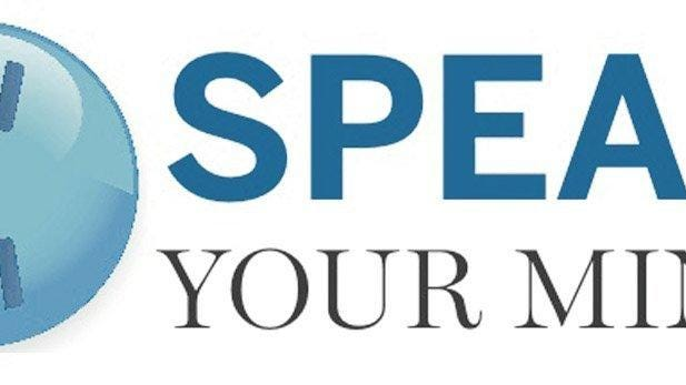 Speak Your Mind logo