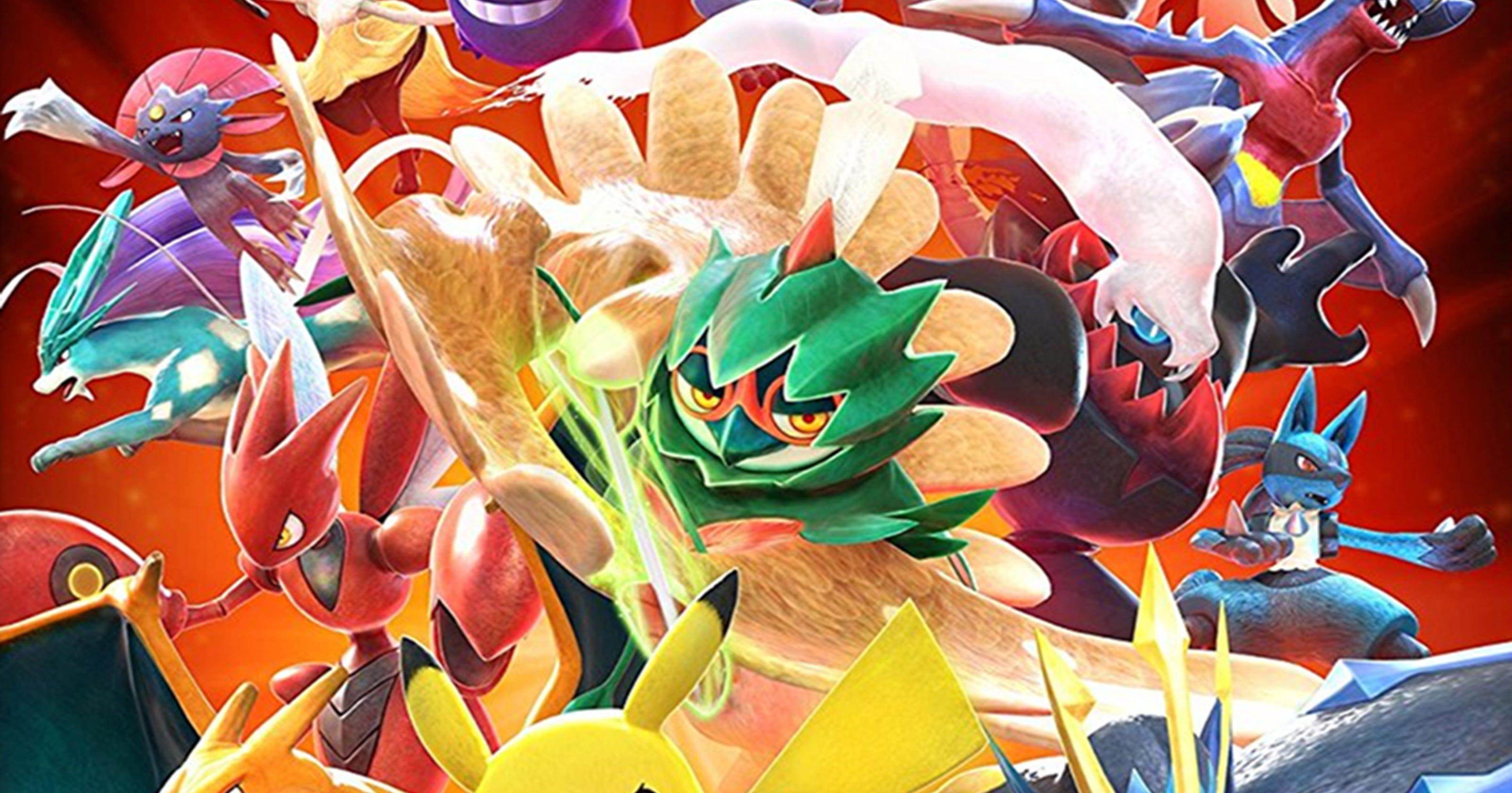 Pokken Tournament DX getting update on September 26