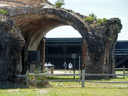 Fort Pickens-Free Admission