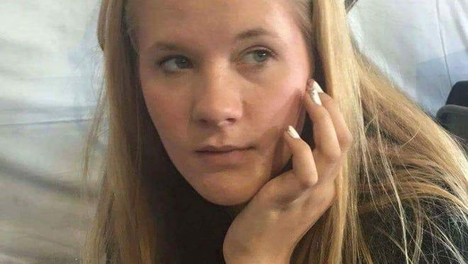 Chloe Schneider, 16, was killed in November 2016.