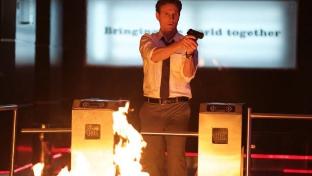 "You don't want to hear ""You're fired!"" if you're in ""The Belko Experiment."""